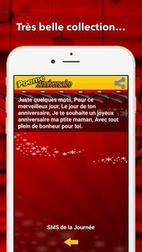 Sms Poème Anniversaire For Android Apk Download