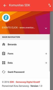 SDK - Komunitas apk screenshot