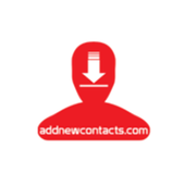 Add New Contacts icon