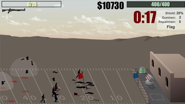 Stickman Defense War No.2 apk screenshot