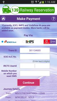 IRCTC Authorised eTicket Book screenshot 4