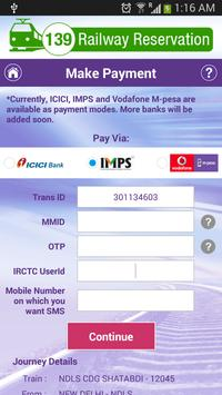 IRCTC Authorised eTicket Book screenshot 5