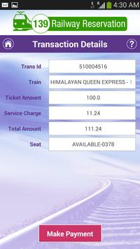 IRCTC Authorised eTicket Book screenshot 3