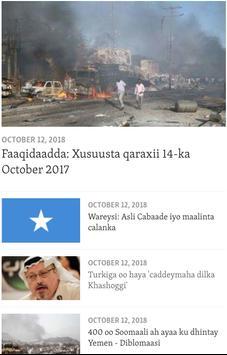 VOA SOMALI TV screenshot 2