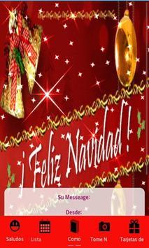 Saludos de Navidad Instantáneo apk screenshot