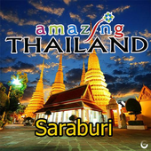 amazing thailand Saraburi icon