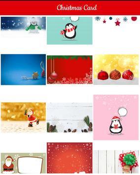 christmas greeting card maker 2019 screenshot 18 - Christmas Photo Card Maker