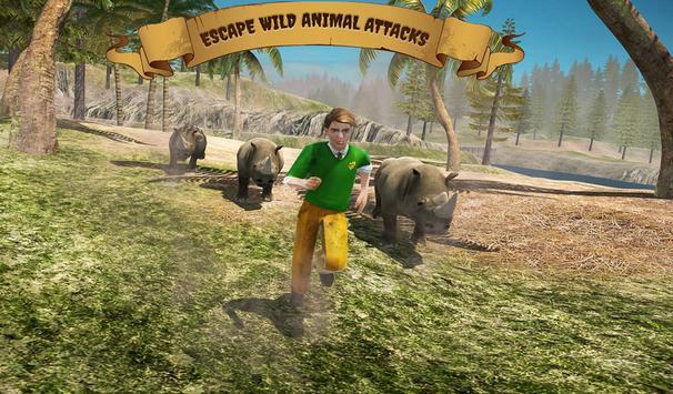 Ark Survival escape Dino Hunter Game screenshot 2