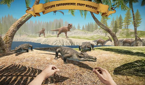Ark Survival escape Dino Hunter Game screenshot 3