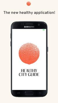 Healthy City Guide poster