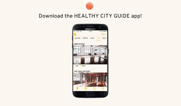 Healthy City Guide apk screenshot