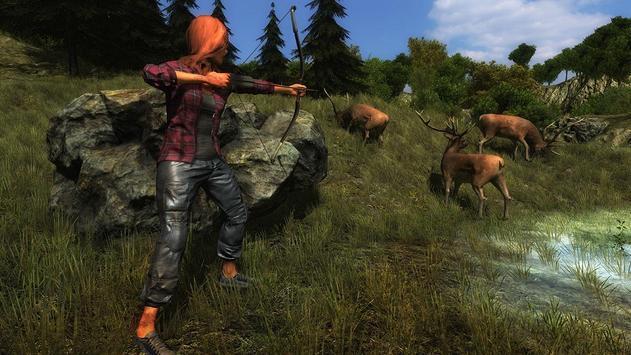 Mom Jungle Survival Escape screenshot 4