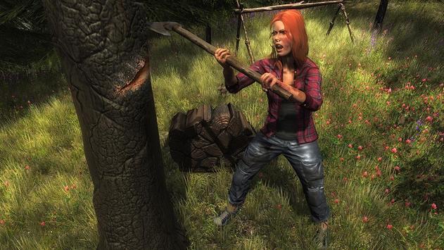Mom Jungle Survival Escape screenshot 5