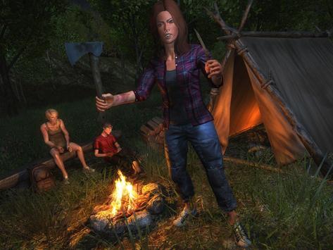 Mom Jungle Survival Escape screenshot 9