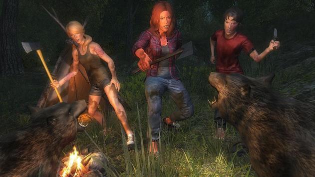 Mom Jungle Survival Escape screenshot 17
