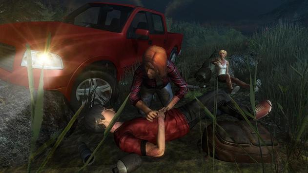 Mom Jungle Survival Escape screenshot 1