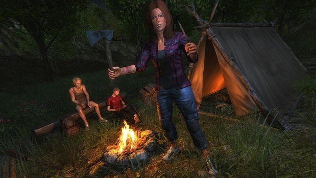 Mom Jungle Survival Escape screenshot 2