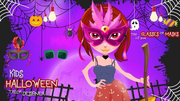Kids Halloween Tailor Designer apk screenshot