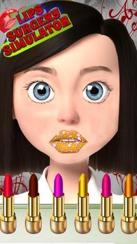 Lips Surgery Simulator apk screenshot