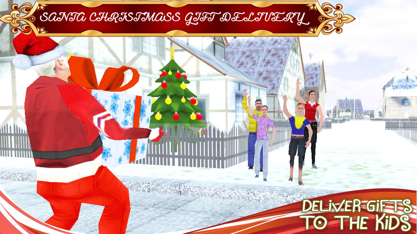 Santa Christmas Gift Delivery APK Download - Free Simulation GAME ...