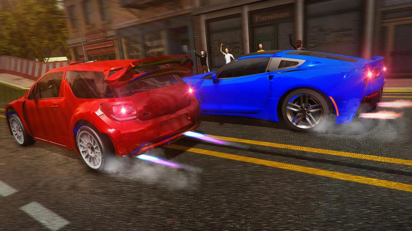 Ultimate car drag race: car racing games 3d for android apk download.