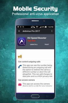 Antivirus Pro 2017 apk screenshot