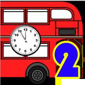 巴士在哪兒2 - 到站時間預報 icon