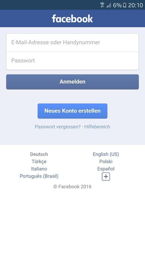 Second Facebook Account Free For Android Apk Download
