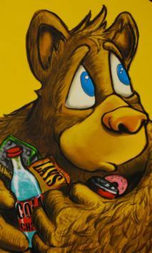 Hungry Hungry Bear Live WP screenshot 1