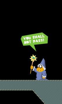 Shall not pass Live Wallpaper apk screenshot