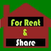 Rooms, Dorms, House/Apts for Rent & Share -All USA icon