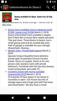 Rooms, Dorms, House/Apts for Rent & Share -All USA screenshot 3