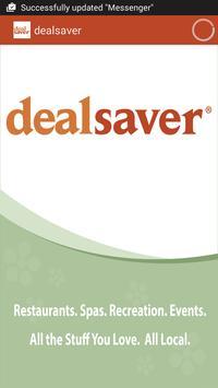 dealsaver – Local Daily Deals poster