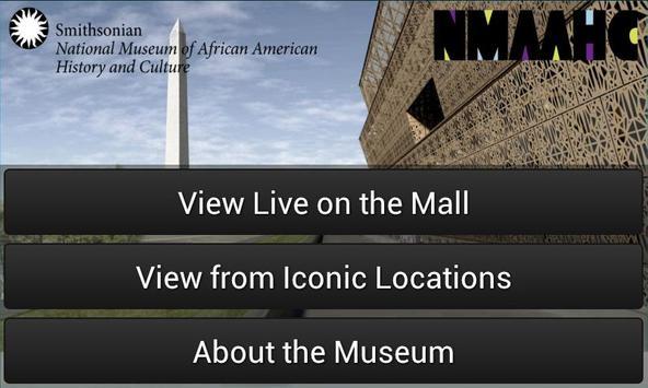 See NMAAHC screenshot 3