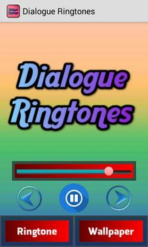 Dialogue Ringtones screenshot 2
