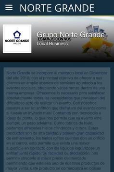 Norte Grande Hielos apk screenshot
