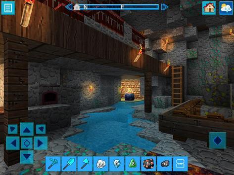 DinoCraft Survive & Craft Pocket Edition apk screenshot