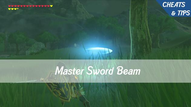 33 Cheats Zelda Wild of Breath apk screenshot