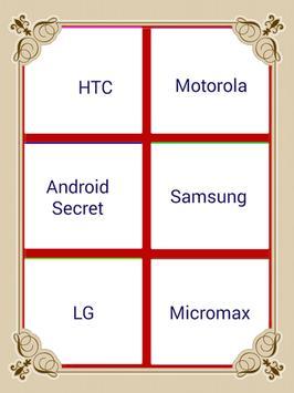 Mobile Secret Codes poster
