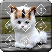 Cat Screen Passcode Lock icon
