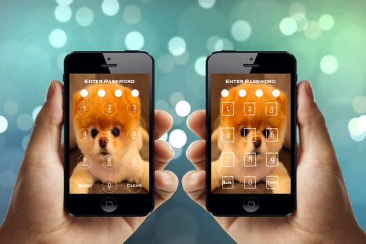 Puppy Passcode Lock screenshot 8