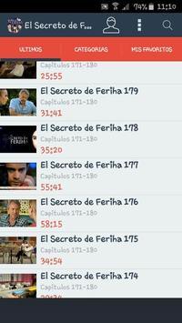 El Secreto de Feriha apk screenshot