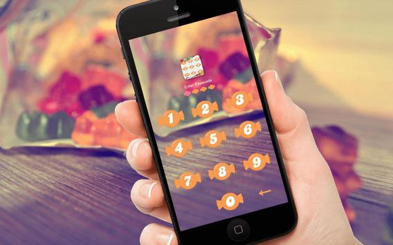 Candy - AppLock Theme apk screenshot