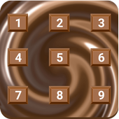 Chocolate - Applock Theme icon