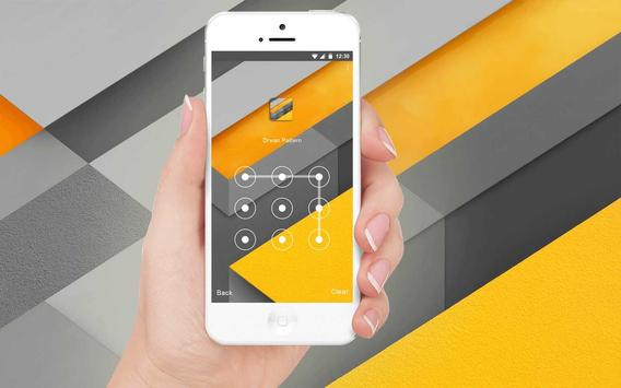 Applock Theme for Android L apk screenshot