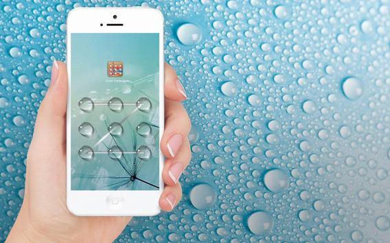 Water Drop - Applock Theme poster