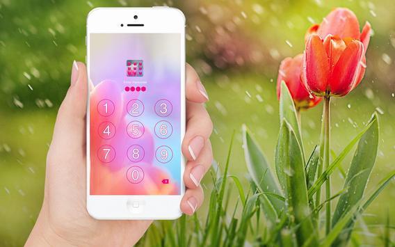 Tulip Flower - Applock Theme apk screenshot