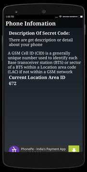 Secret Code apk screenshot