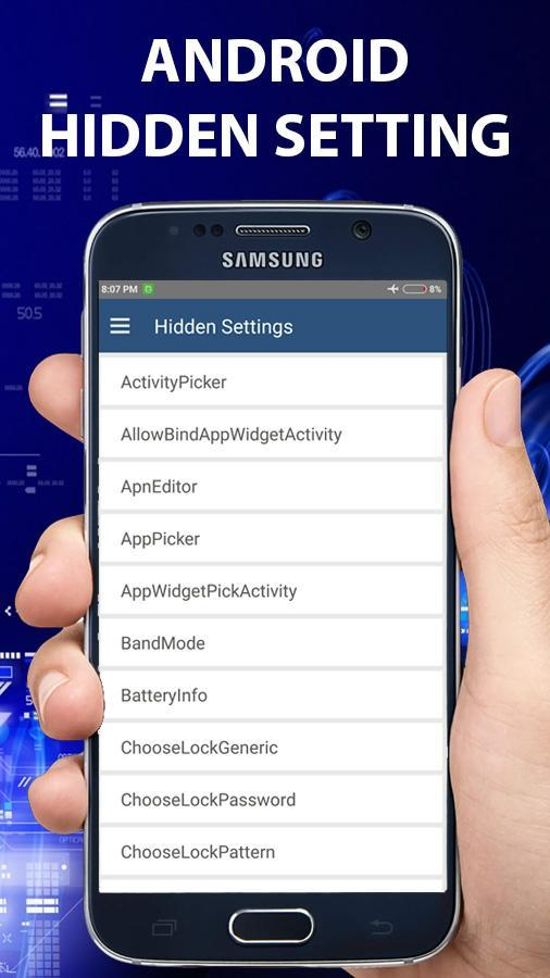 Hidden Android Settings Pro for Android - APK Download