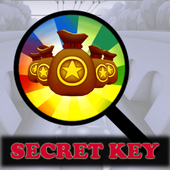 Secret key for Subway Surfers icon
